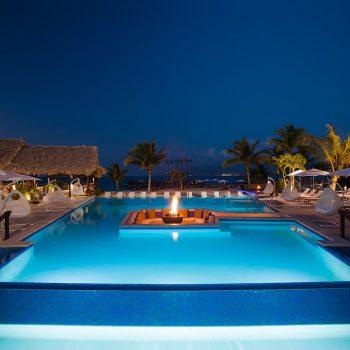 Sandals-Grenada-Night-Pool