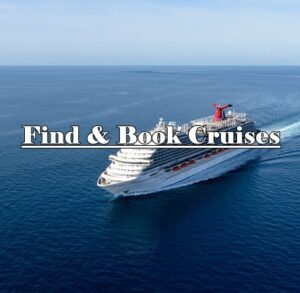 Find and Book Cruises