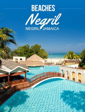 Beaches Negril, Jamaica
