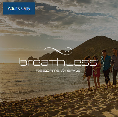 Adults-only Breathless Resorts